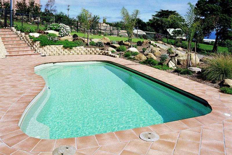 Riviera Pool riviera fibreglass swimming pool poolscene gympie